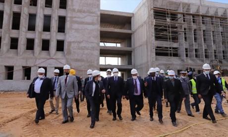 Saaid Amzazi : «L'ouverture de la Faculté de médecine de Laâyoune va bientôt se concrétiser»