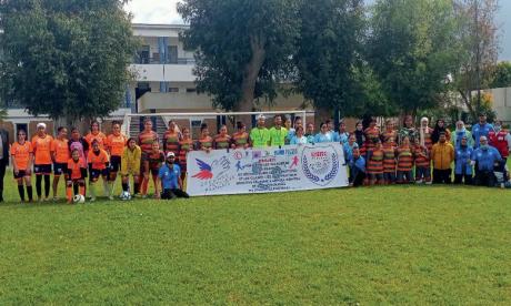Les organisateurs œuvrent pour lutter contre les stéréotypes liés à la pratique sportive féminine.
