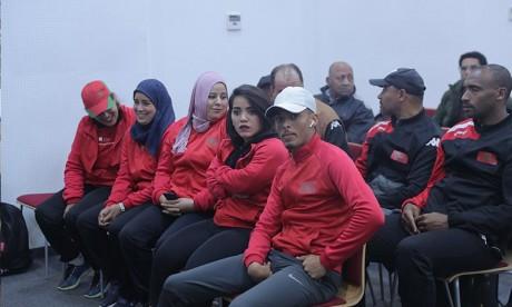 Para-athlétisme: la sélection nationale participe au Grand Prix de Tunis