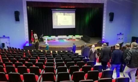 L'appui a été approuvé par le Conseil de la région, suite à une convention de partenariat signée avec le Centre Souss Massa pour le développement culturel. Ph : DR