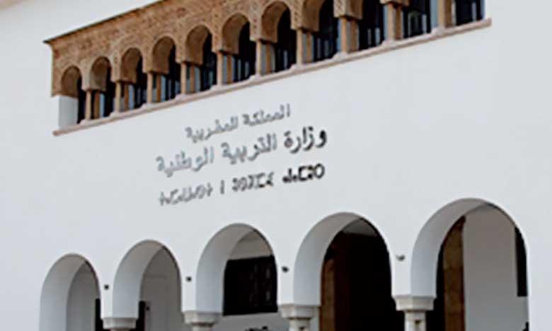 Publication d'un communiqué sur une suspension des cours : Le démenti du MEN