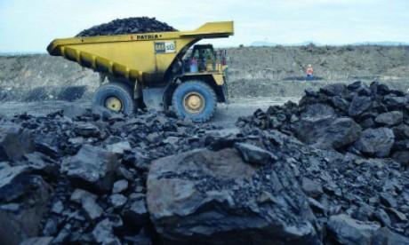 La demande mondiale en charbon de nouveau à la hausse