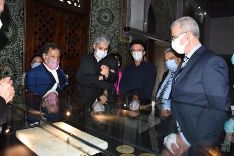Regards sur le patrimoine marocain au Musée des Confluences-Dar El Bacha à Marrakech