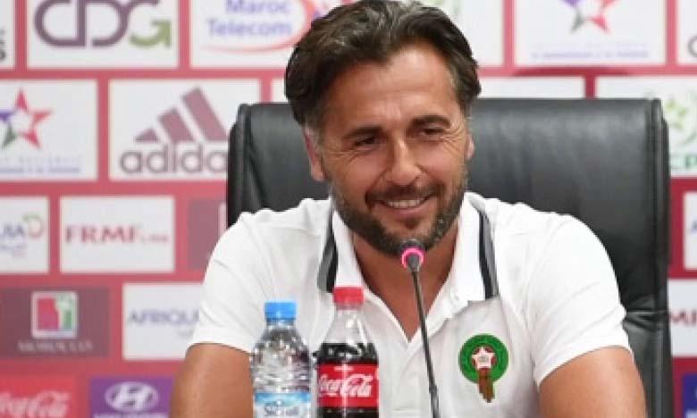 Patrice Beaumelle, ancien entraîneur adjoint d'Hervé Renard et ex-entraîneur des U23.