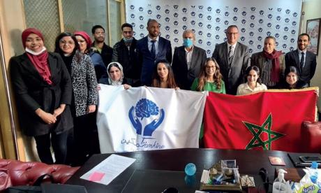 La Fondation Tamkine a mis à la disposition des élèves et des étudiants une plateforme de stands  virtuels représentant des écoles supérieures et des universités au Maroc et à l'étranger.