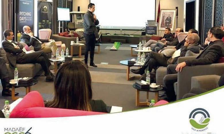 Les 12 lauréats ont été sélectionnés par un jury indépendant composé  d'experts et de partenaires institutionnels.