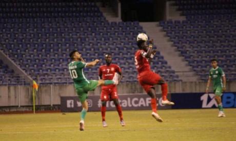 Le Raja retrouve du mordant et s'impose contre Nkana FC,  à trois jours du derby casablancais