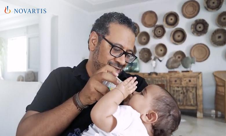 Novartis instaure un congé parental rémunéré de 14 semaines au Maroc