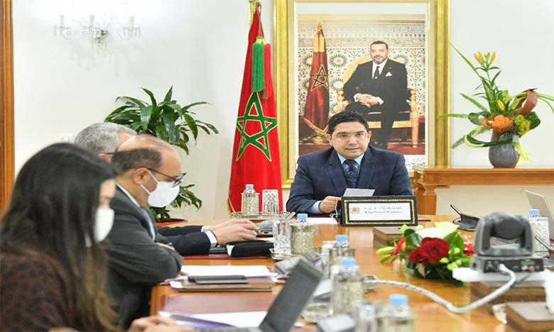Le Maroc contribue aux efforts de la communauté internationale visant à mettre fin à la crise humanitaire au Yémen