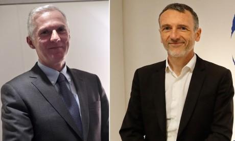 Changement à la tête du géant de l'agroalimentaire français Danone