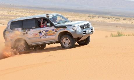 Rallye Aïcha des Gazelles : Report de la 30e édition