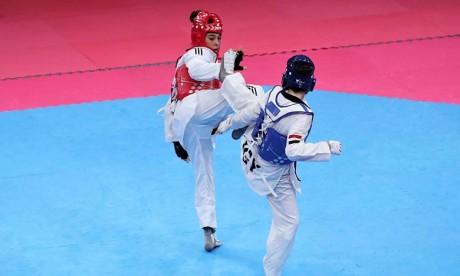 Taekwondo: La Marocaine Safia Saleh décroche une médaille d'argent à Istanbul