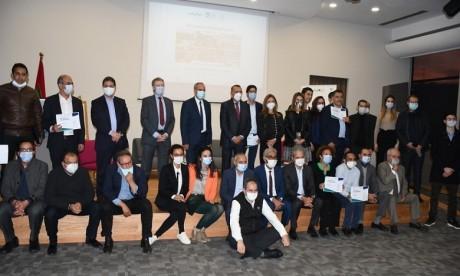 Franc succès de la première édition du programme d'Open Innovation Smart Z
