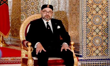 Messages de condoléances et de compassion de S.M. le Roi aux dirigeants des EEAU suite au décès de Cheikh Hamdan ben Rashid Al Maktoum