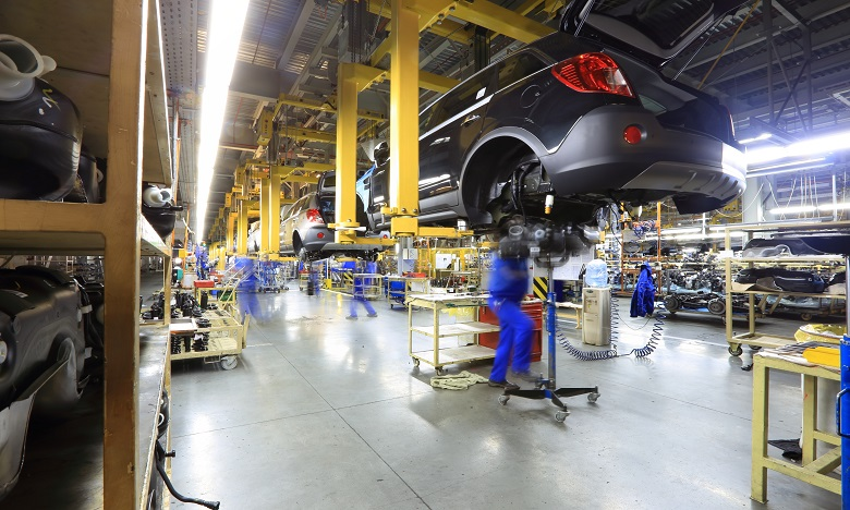 Automobile: La production mondiale a chuté de 16% en 2020