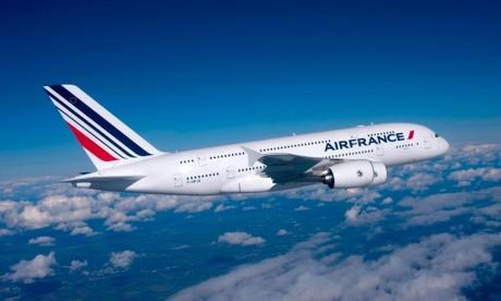 Air France ouvre une nouvelle liaison vers Paris-Charles de Gaulle au départ de Tanger
