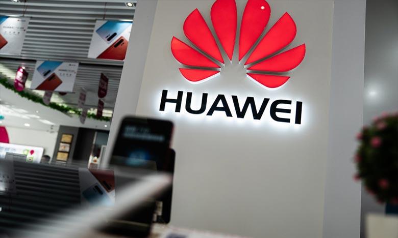 Le régulateur américain des télécoms a estime que Huawei pose «un risque inacceptable» pour la sécurité nationale. Ph :  AFP