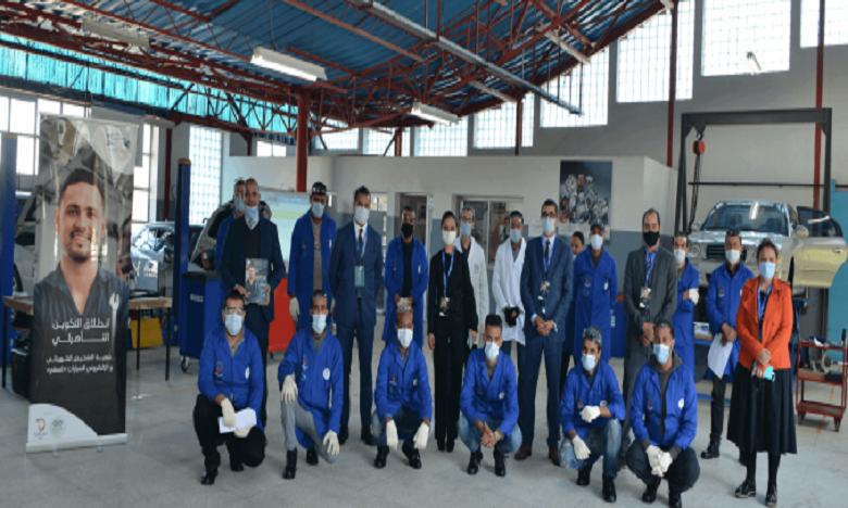 Coup d'envoi à la première formation qualifiante en faveur des Professionnels de la Mécanique