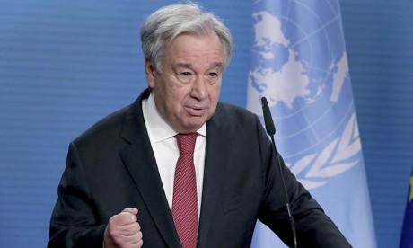 Pandémie: Guterres appelle à un allègement de la dette des pays pauvres
