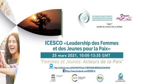 L'ICESCO lance son programme de formation des femmes et des jeunes au leadership pour la paix