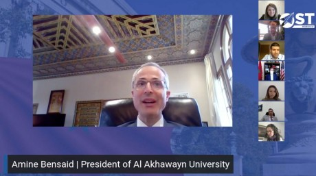 Au total, 26 étudiants d'Al Akhawayn ont participé à ce programme et chacune des 3 meilleures équipes comptait un étudiant de l'Université, ce qui illustre l'esprit d'excellence, d'innovation et de prise d'initiative qui règne au sein de sa communauté.
