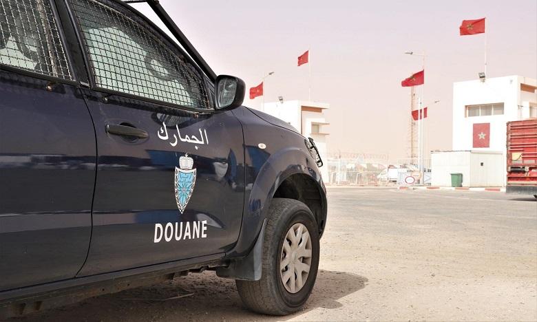 Erigé sur une superficie de plus de 1.500 m², le bâtiment nécessité une enveloppe budgétaire de plus de 8,77 millions de dirhams. Ph. MAP