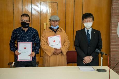 Développement local : Contrats de dons entre l'ambassade du Japon et deux associations marocaines