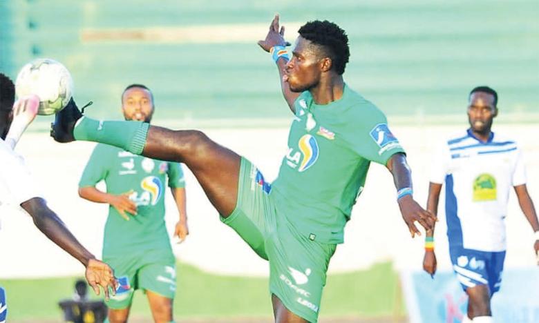 Jamal Sellami va certainement s'appuyer sur son attaquant Ben Malango pour fissurer  la défense de Nkana FC.