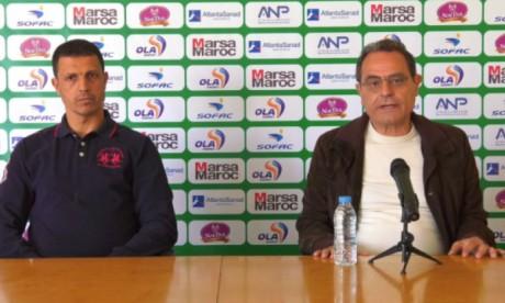 Jamal Sellami et Rachid Andaloussi ont été directement appelés à démissionner par les supporters du Raja, dimanche dernier.