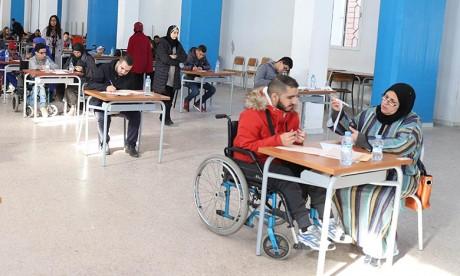Le Forum national du handicap a, pour objectif, de mobiliser les intervenants en matière de handicap autour de différentes questions et les opportunités d'insertion socio-économique. Ph : MAP