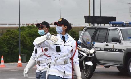 Les forces de sécurité, un engagement sur tous les fronts