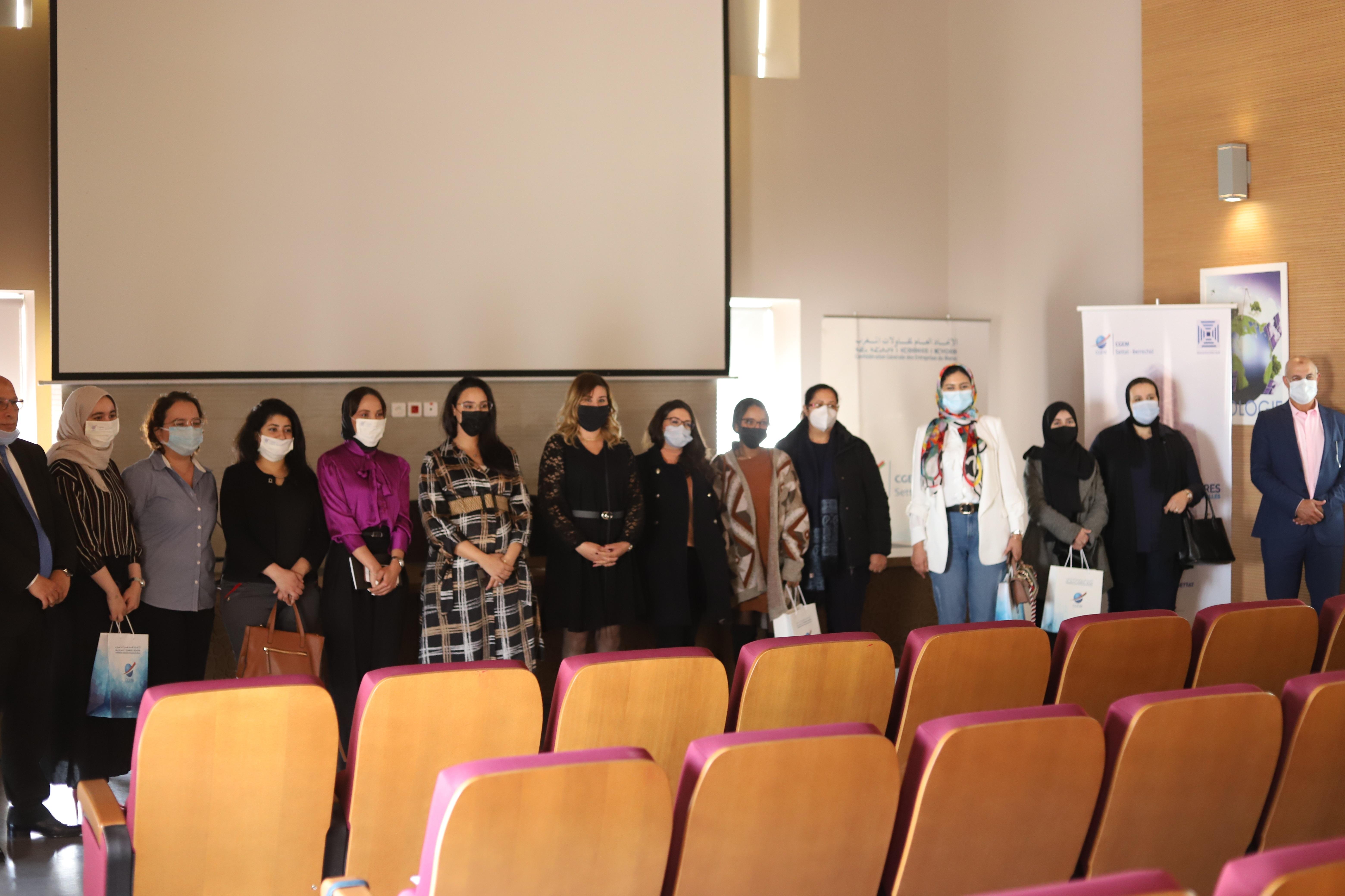 CGEM Settat-Berrechid : Franc succès pour la deuxième édition de la journée des femmes entrepreneures