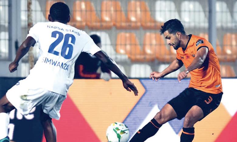 La RSB avait entamé la défense de son titre, la semaine dernière, en signant une victoire (2-0) face aux Zambiens de Napsa Stars.