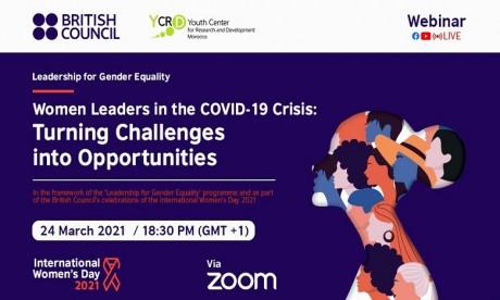 La participation des femmes dans la lutte contre le Covid-19 au cœur des discussions