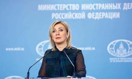 Moscou soutient l'idée d'un pouvoir incluant les talibans