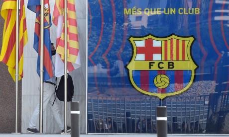 Opération de police au siège du FC Barcelone: Ce que l'on sait