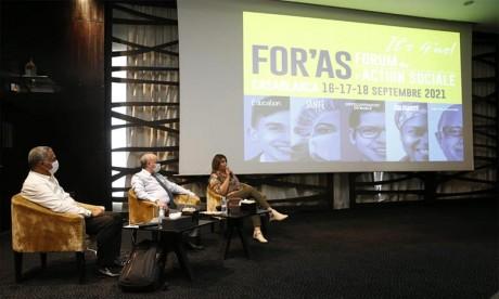 Action sociale : Casablanca abritera le Forum «FOR'AS» en septembre