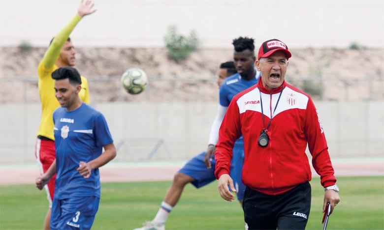 Le HUSA a résilé son contrat avec Mounir Chebil pour «divergences d'opinions». Ph : DR
