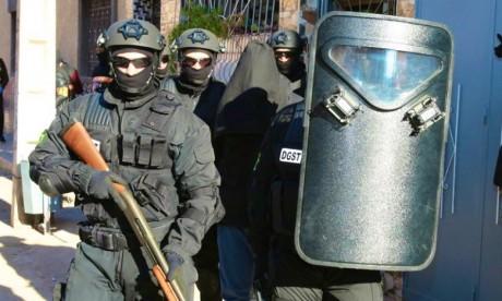 Une cellule terroriste démantelée à Oujda : voici ce que l'on sait