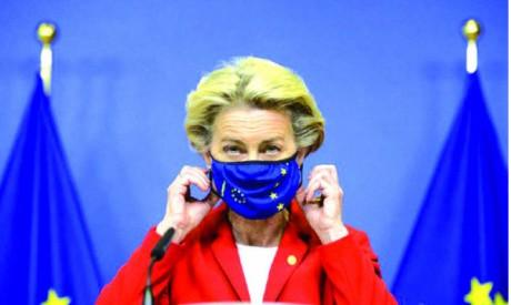 L'UE place ses exportations de vaccins anti-Covid sous haute surveillance