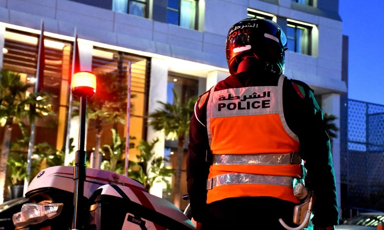 Salé: Suspension d'un officier de paix pour manquements professionnels