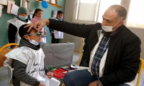 INDH : Une campagne médicale au profit des élèves à Imouzzer-Marmoucha