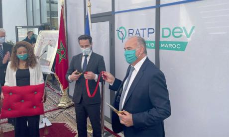 RATP Dev Casablanca s'offre une filiale dédiée à l'innovation