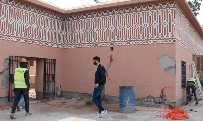 Un projet qui retrace l'histoire de la place  mythique de Marrakech