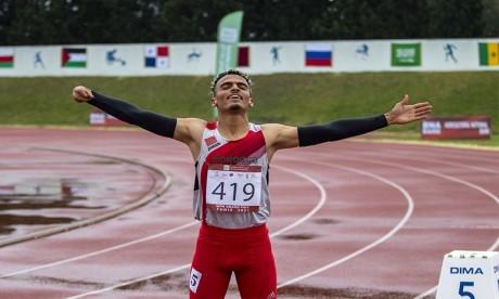 La sélection nationale s'est hissée au deuxième rang du tableau des médailles avec 9 or, 8 argent et 6 bronze. Ph : DR
