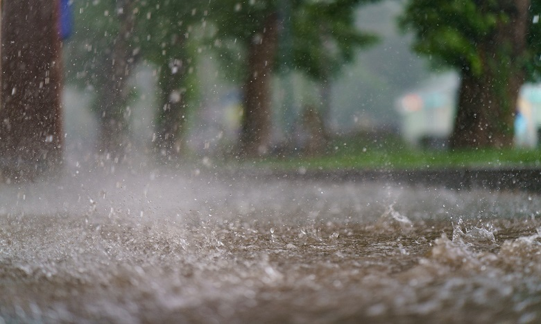 Alerte météo: Fortes averses orageuses du lundi au mercredi