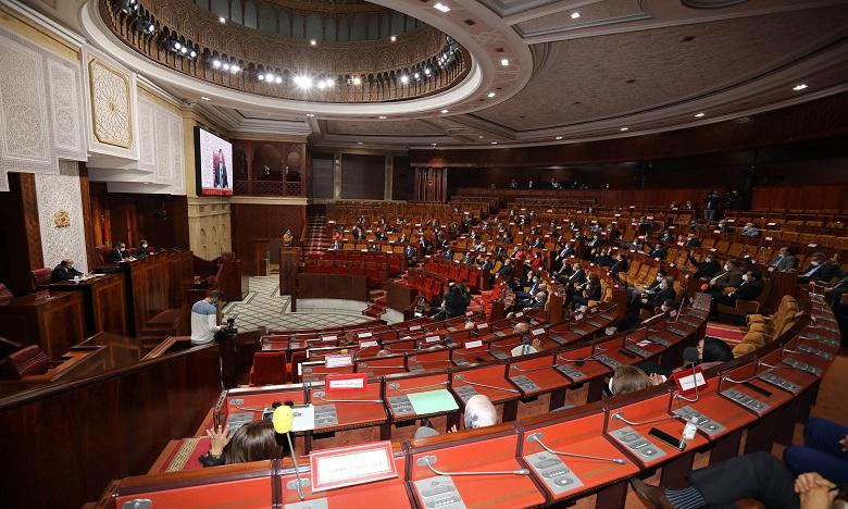 Les deux textes ont été adoptés à la majorité lors d'une séance plénière organisée mardi. Ph. MAP