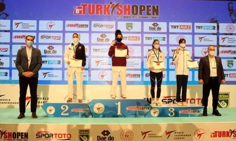 Taekwondo: De l'or et du bronze pour le Maroc à l'Open d'Istanbul