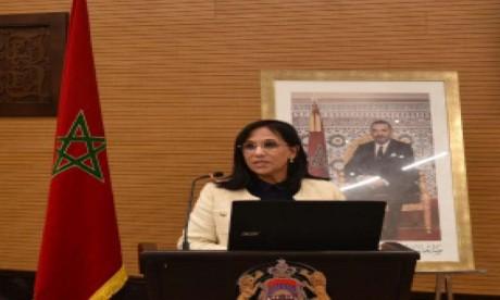 Amina Bouayach, présidente du CNDH, parmi les 5 femmes plaidant pour un monde post-pandémie plus égalitaire