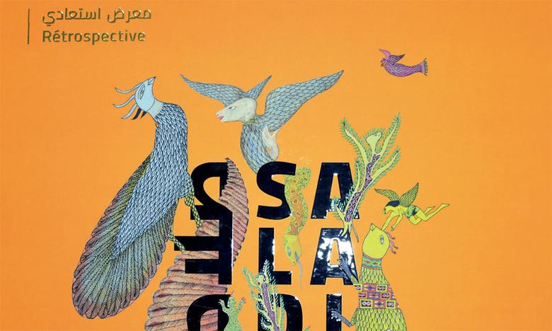 Le Musée de Bank  Al-Maghrib rend  hommage à l'œuvre  de Saladi